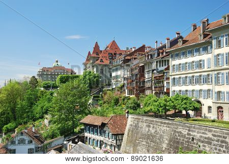 Townscape Of Berne