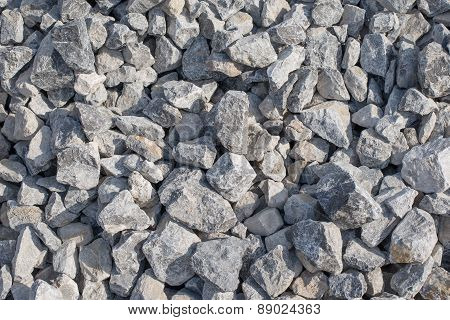 Abstract texture background with stones