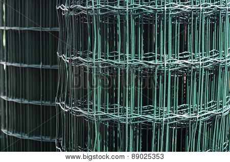 Roll Of Metal Wire Mesh