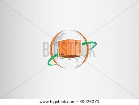 Paper Planet Parcel