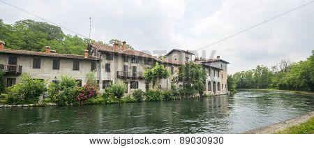 Naviglio Grande (milan, Italy)