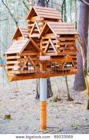 Feeders For Birds.