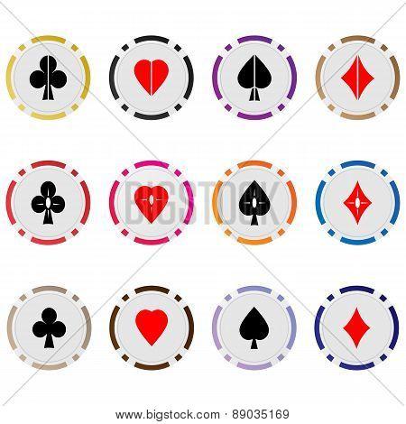 Poker Chips 04