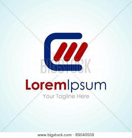 New age technology progress element icons business logo