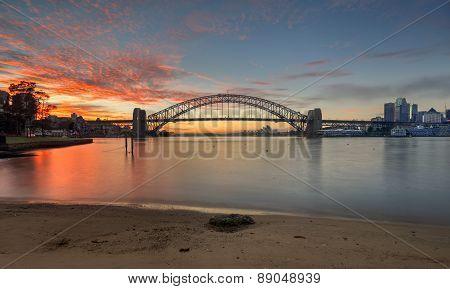 Sunrise Sydney Australia