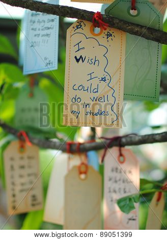 Wishing Tree - Make A Wish