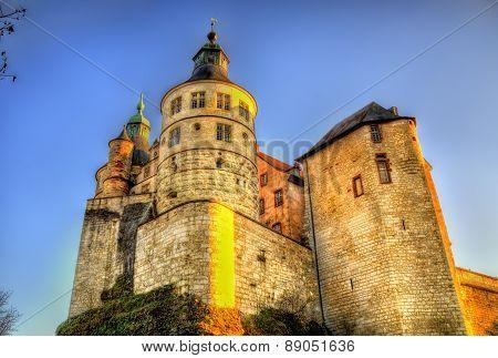 Chateau De Montbeliard - France, Doubs