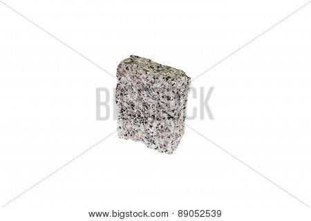 Granite block.