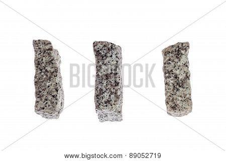 Granite Cubes.