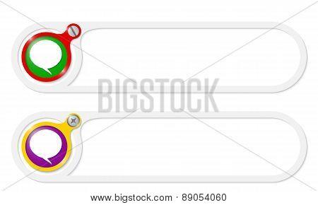 Vector Buttons