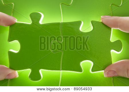 Gree Jigsaw Puzzle