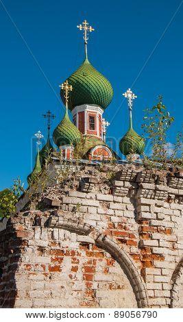 Church in Pereslavl Zalessky