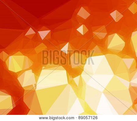 Background modern texture triangle geometry familiar lights