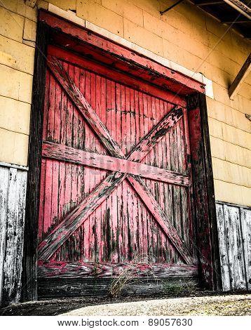 Big Red Door