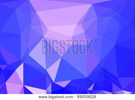 Background abstract triangle geometry pattern purple jewelry