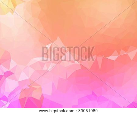 Background abstract triangle geometry pattern opal texture