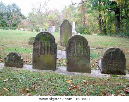 Us German Grave Markers