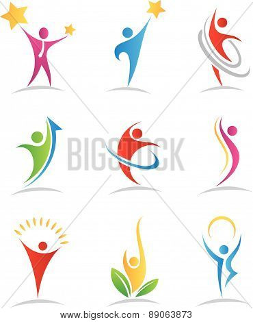 harmony logos and icons
