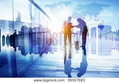 Business People Japanese Culture Asian Ethnicity Concept