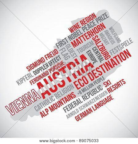 Austria Word Vector