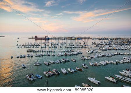 Marina Of Otranto