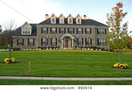 New Luxury Home