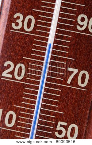 Thermometer - close-up