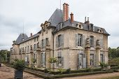 foto of bonaparte  - Chateau de Malmaison formerly the residence of Emperess Josephine de Beauharnais France - JPG
