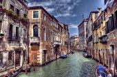 foto of gondola  - Boats  - JPG