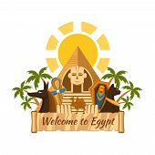 stock photo of mummy  - Visit Egypt - JPG