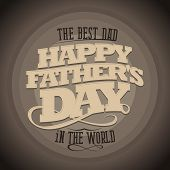 pic of happy day  - Happy Father - JPG
