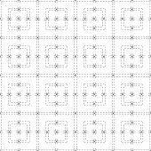 pic of dash  - Seamless pattern - JPG