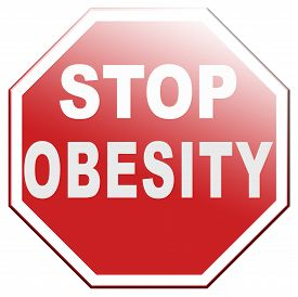 picture of obese children  - obesity prevention campaign with low fat diet for obese children and adults with eating disorder - JPG