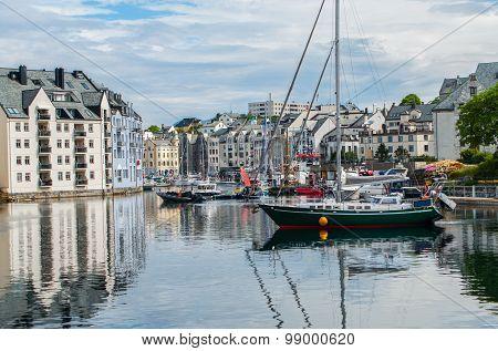 Norwegian Seaport