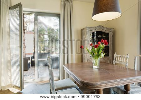Retro Style Interior Inspiration
