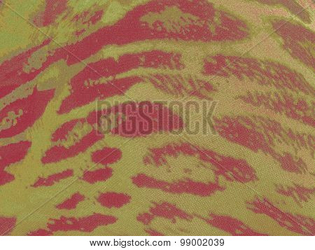 Mossy-vinous gradiented leopard textile background