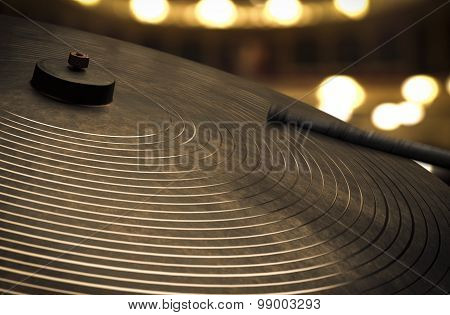 Cymbals - Music Conceptual Image
