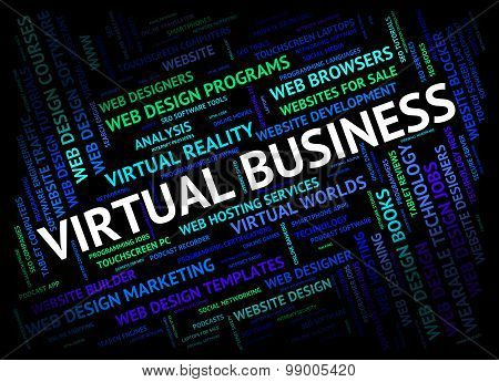 Virtual Business Shows Contract Out And Businesses