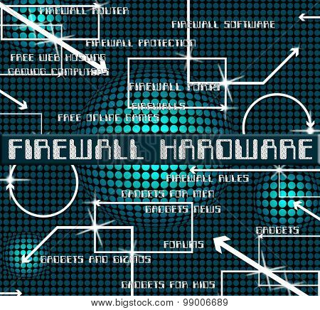 Firewall Hardware Shows No Access And Appliances