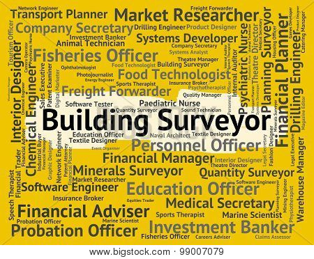 Building Surveyor Shows Jobs Hire And Hiring