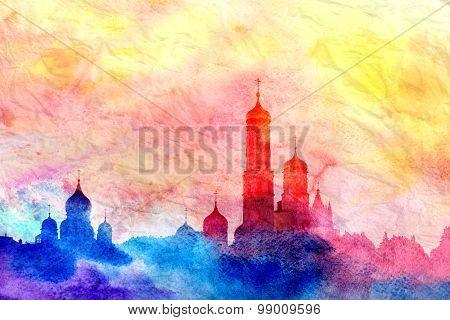 High bell tower of Ivan