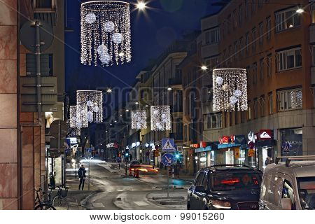 Stockholm - Christmas decoration