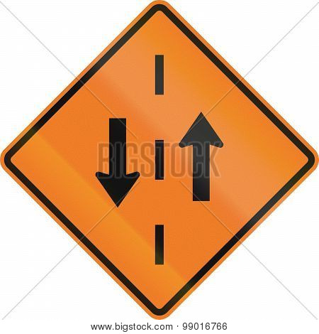 Opposing Traffic In Canada