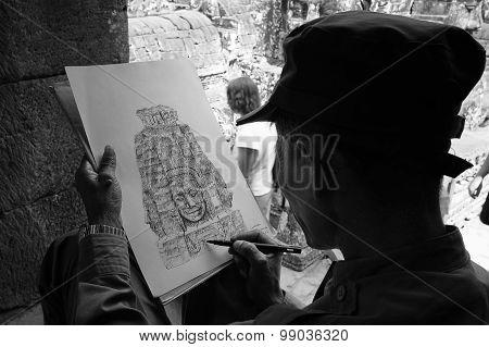 Angkor Thom Drawer