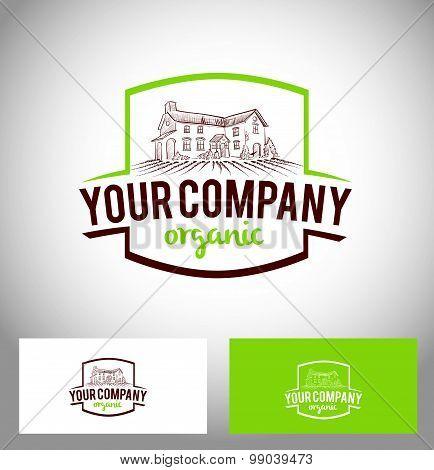 Farm Company Logo