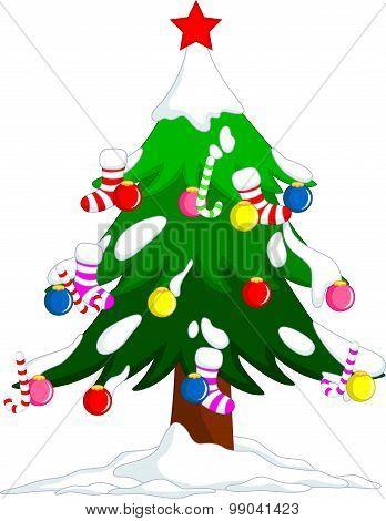 Christmas tree decorations