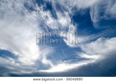 Blu Sky Have Clouded