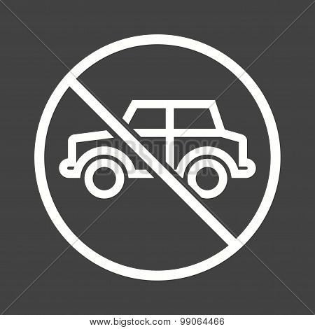 No Parking Zone