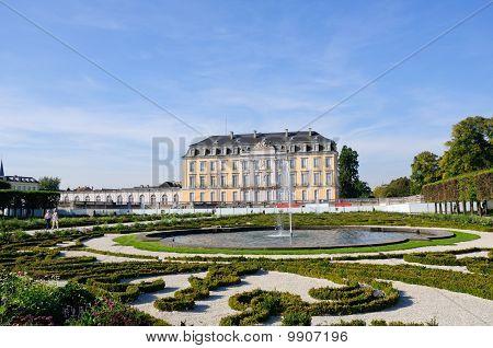 Castle of Augustusburg - Brühl, Germany