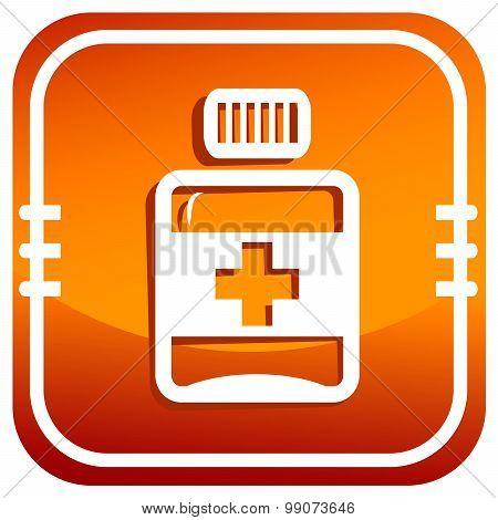 Vial Of Medicine